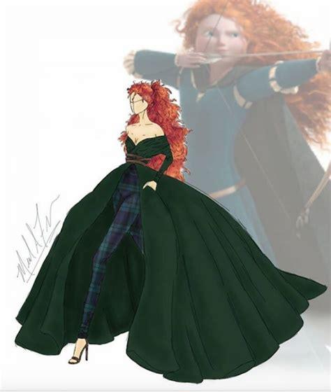 quand lunivers de la mode rencontre celui des princesses