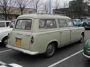 Vehicule Break : peugeot 403 break de 1956 1966 oldiesfan67 mon blog auto ~ Gottalentnigeria.com Avis de Voitures