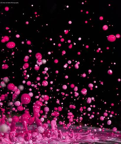 Glitter Pink Bubbles Wallpapers Backgrounds Iphone Omar