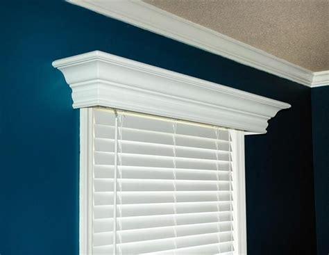 Window Cornice by Ashton Custom Wood Cornice Up Window And To The Wall