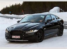 Spyshots Jaguar XS Mule, the BMW 3 Series Rival Emerges