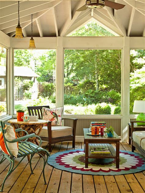 small screened in porch decorating ideas modern furniture decorating porches ideas for summer 2013
