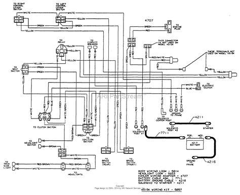 Husqvarna Lawn Mower Wiring Diagram by Wiring Diagram For Husqvarna Mower Free Wiring Diagram