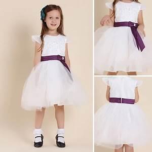 robes de petites filles pour mariage With robe de mariage pour petite fille