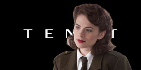 The title of christopher nolan's movie is itself a bit of a puzzle. Tenet Movie's Title Meaning Explained By Hayley Atwell In ...