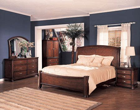 cherry wood bedroom ideas  pinterest brown
