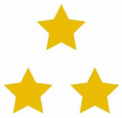 Stars Three Svg Transparent Std Wikimedia Commons