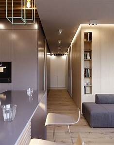 3, Modern, Minimalist, Apartments, For, Young, Families