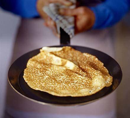 pancake recipie perfect pancakes recipe bbc good food