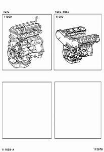 Toyota Highlander Engine Complete  Engine  Partial