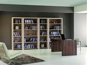 Bibliothèque Moderne Design : bibliotheque moderne ~ Teatrodelosmanantiales.com Idées de Décoration
