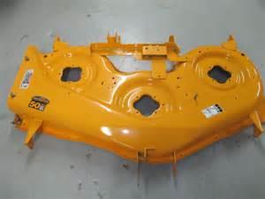 cub cadet ltx 50 inch mower deck shell 683 04648a 983