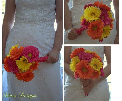 Best 25+ Gerbera Wedding Bouquets Ideas On Pinterest