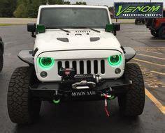 halo theme jeep jeep grand cherokee black halo led projector head lights