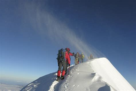 ascension of mont blanc in 24 hours odyss 233 e montagne summer alpinisme