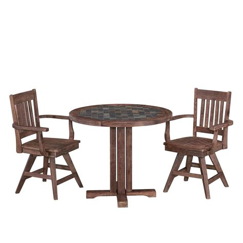 home styles morocco 3 patio dining set 5601 325