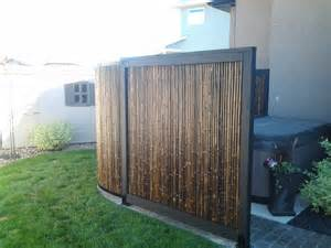 Hot Tub Privacy Screen Ideas