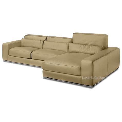 canapé d 39 angle de luxe salon d 39 angle 100 cuir haut de