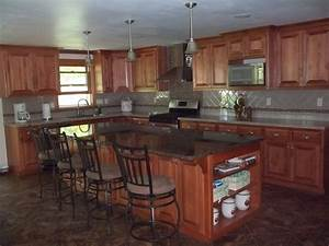 Split Level Kitchen Design Ideas - [peenmedia com]
