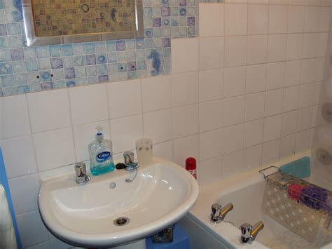 tubs aberdeen bathroom retiled around bath and sink area tiling in