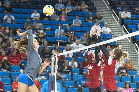 womens volleyball prepares  face unranked oregon state