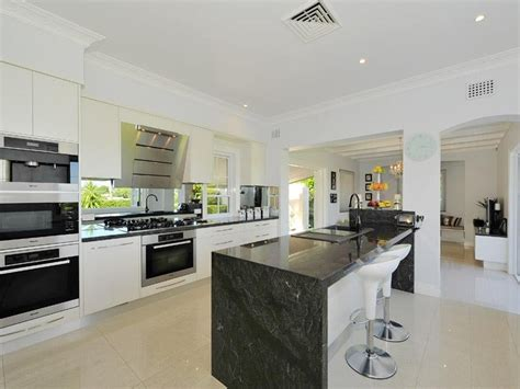modern island kitchen designs top 18 awesome images granite kitchen island designs