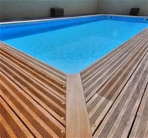choisir son materiau de margelle de piscine habitatpresto With plage piscine sans margelle 8 plage et margelles piscine quels materiaux choisir
