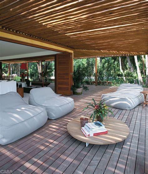 des espaces lounge sur la terrasse terrace decoration