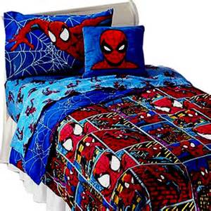 spiderman frames comforter boys marvel twin bedding