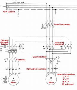 German Obermoser Electric Motor Wiring Diagram