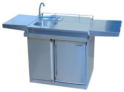 Leisure Season Ltd-outdoor Kitchen Cart & Beverage