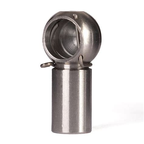 g5 stainless steel 10mm socket 25mm with a m8 thread