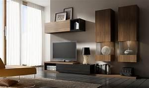Meuble Tele Moderne : meuble tv design notte b meubles salon moderne ~ Teatrodelosmanantiales.com Idées de Décoration