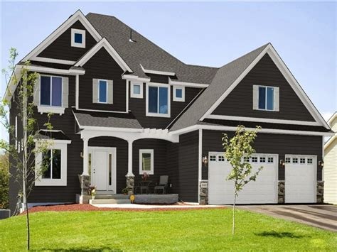 Grey Exterior House, Latest Exterior House Colors Exterior