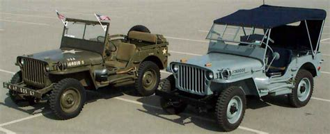 army jeep ww2 brians military jeep of ww2 autos post