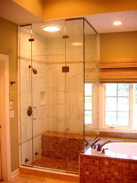 Modern Bathroom Designs Pdf by Delightful Small Bathroom With Separate Bath And Shower
