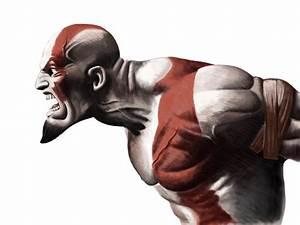 Kratos (God of War) by DocPrometheus on DeviantArt