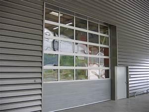 safir nos plus belles realisations With porte de garage enroulable de plus porte vitrée coulissante