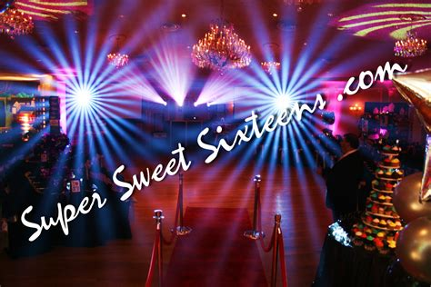 Sweet 16 Lighting Archives Supersweetsixteenscom 516