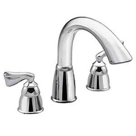 moen asceri roman tub filler faucet bathtub faucets