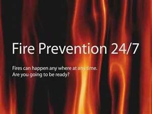Fire Prevention 24/7 - YouTube