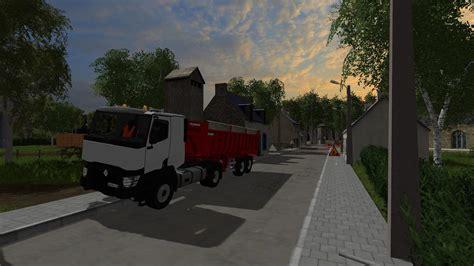 benne tp fruehauf  fs  farming simulator   mod