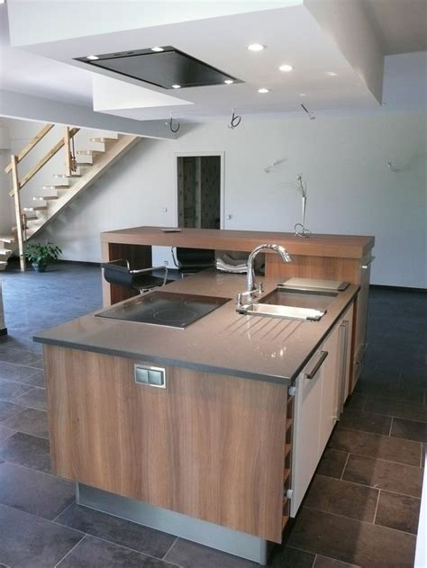 cuisine ouverte ilot ilot central meuble ancien imahoe com