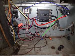 Nordyne Intertherm Furnace Transformer Wiring