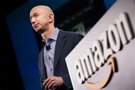 Jeff Bezos (Amazon) devient l'homme le plus riche du monde ...