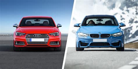 Audi S5 Vs Bmw M3 by Audi S4 Vs Bmw M3 Carwow