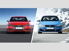 Audi S4 vs BMW M3 carwow
