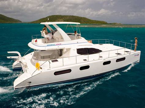 Power Catamaran In Bvi by Bareboat Charter Tips For Sailing The Virgin Islands