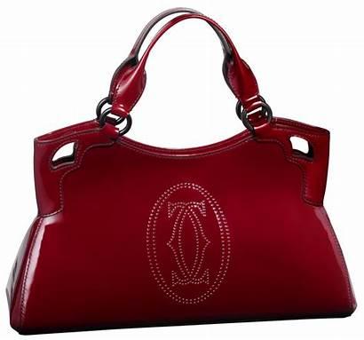 Handbag Clip Clipart Cartier Bag Clipartpng Clipground