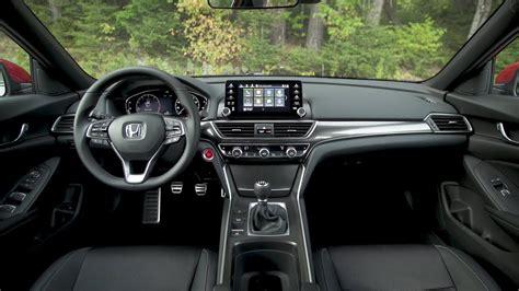 2018 Honda Accord Sedan Sport 2.0t Manual Lease 9
